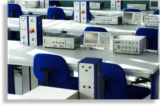 Picture of Electrical Engineering Lab